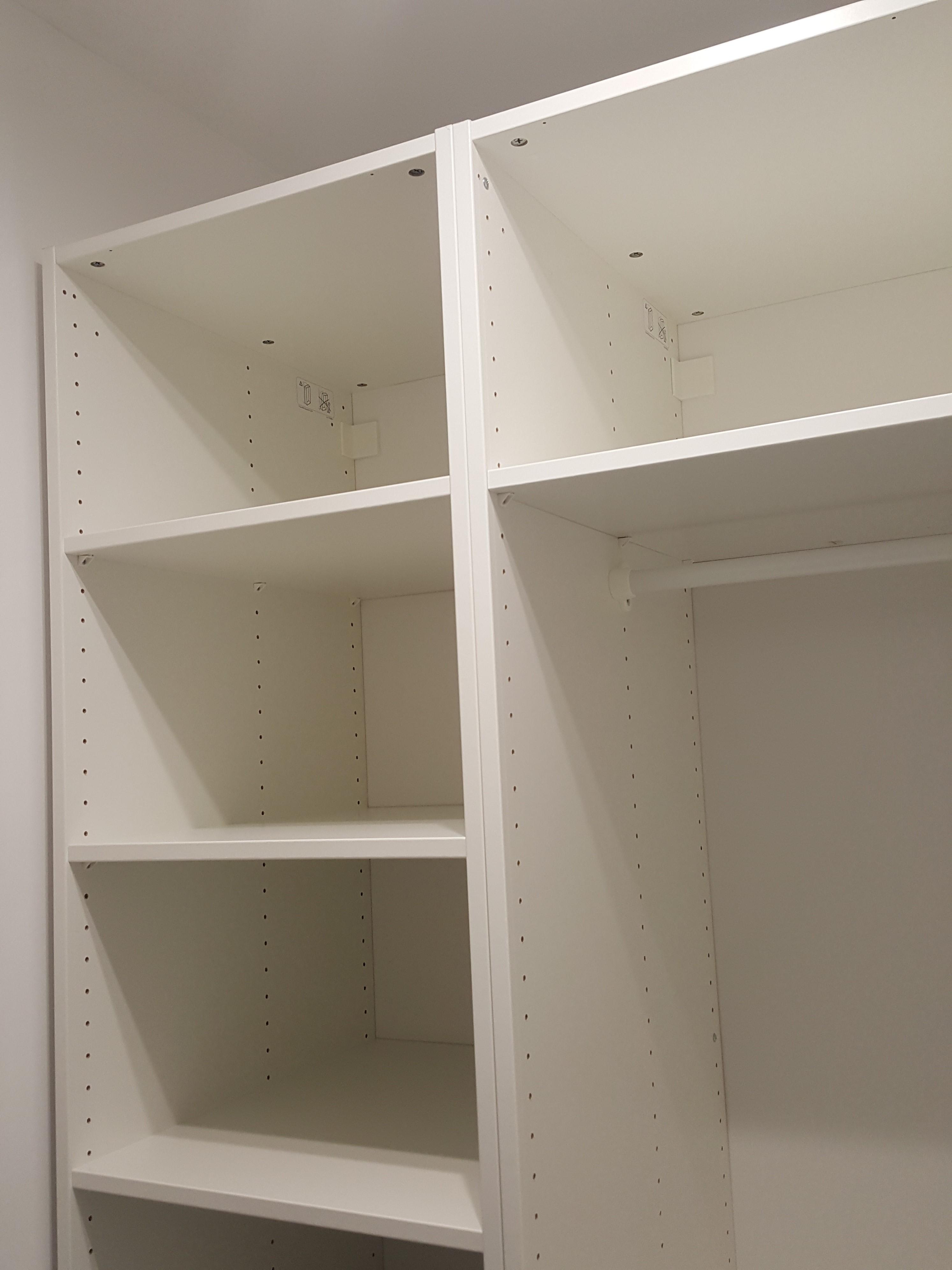 montaż szaf Ikea