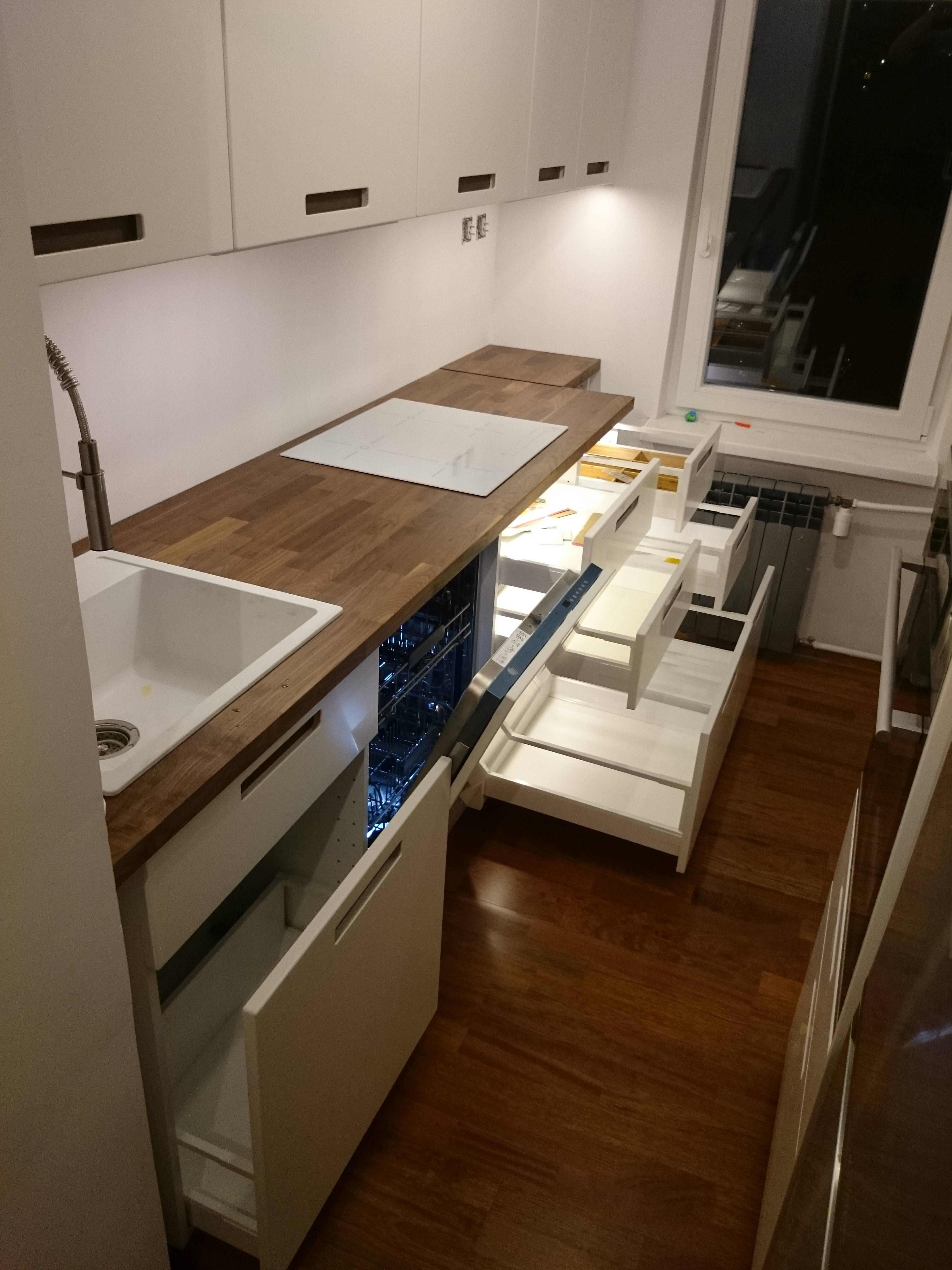 Skladanie Mebli Kuchennych Ikea Montazyk Pl