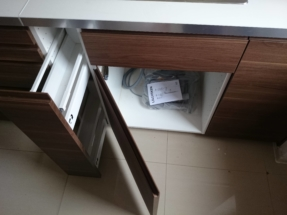 Montaż szafek kuchennych