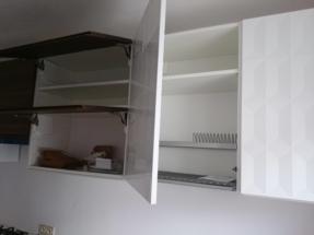 Montaż UTRUSTA do szafek kuchennych Ikea