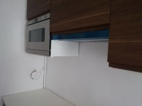 Mikrofalówka i okap Ikea