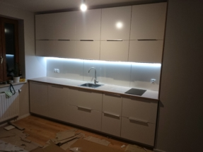 Montaż mebli kuchennych z instalacją AGD Kraków