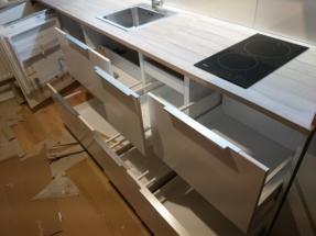 Montaż mebli kuchennych z instalacją AGD innych producentów