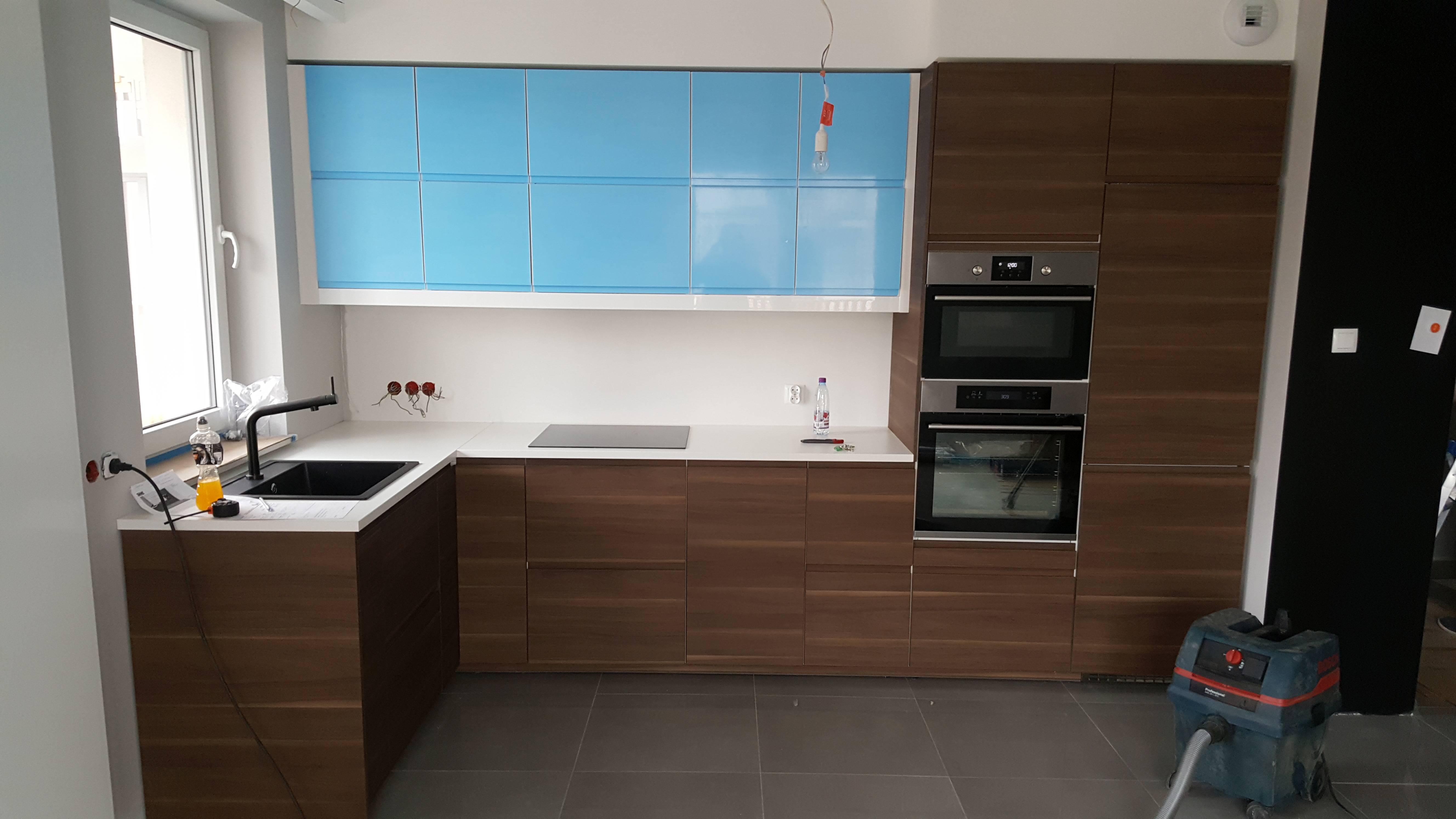 Składanie skręcanie mebli kuchennych IKEA w Krakowie