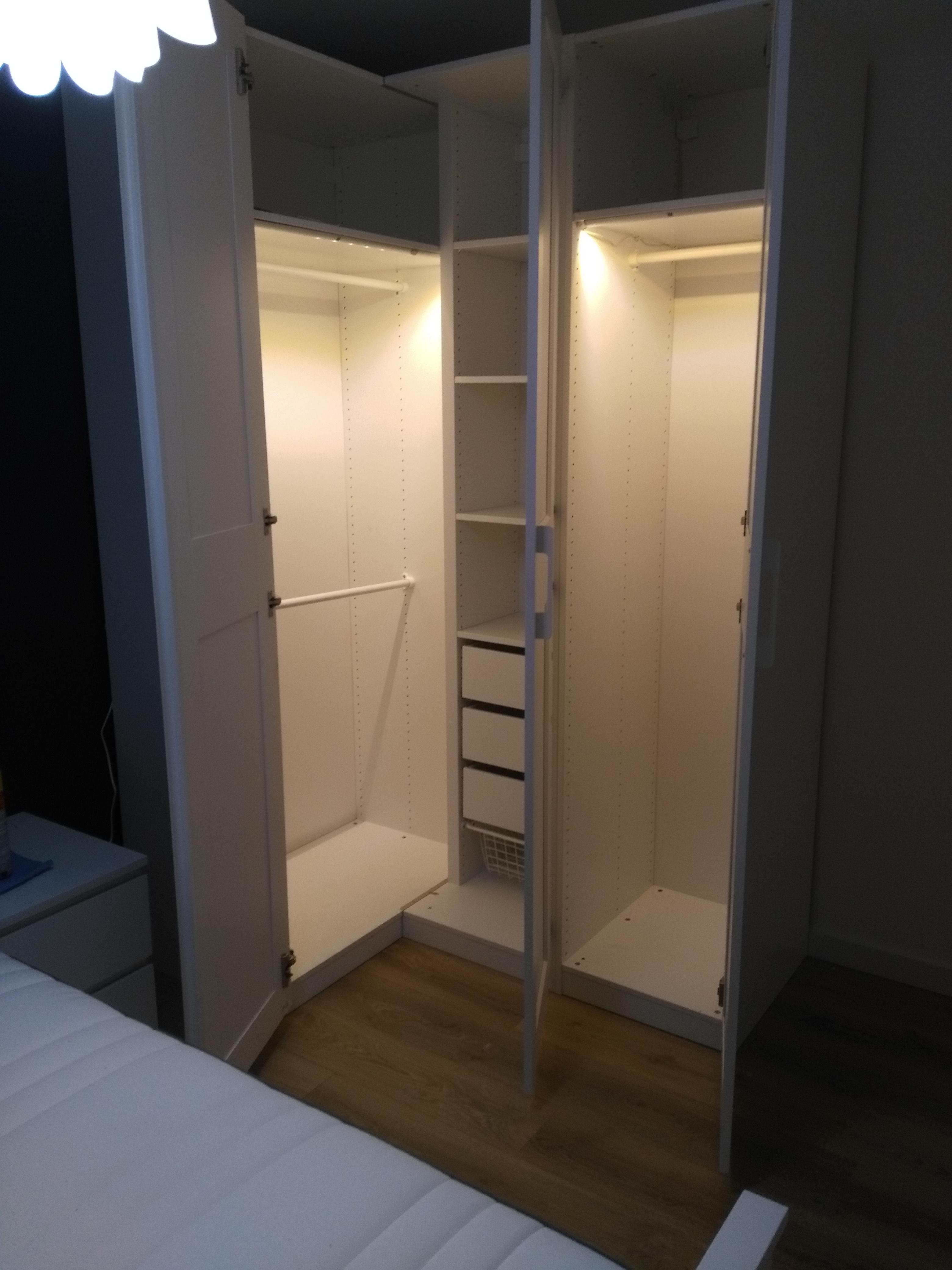 montaż IKEA szafa PAX Kraków