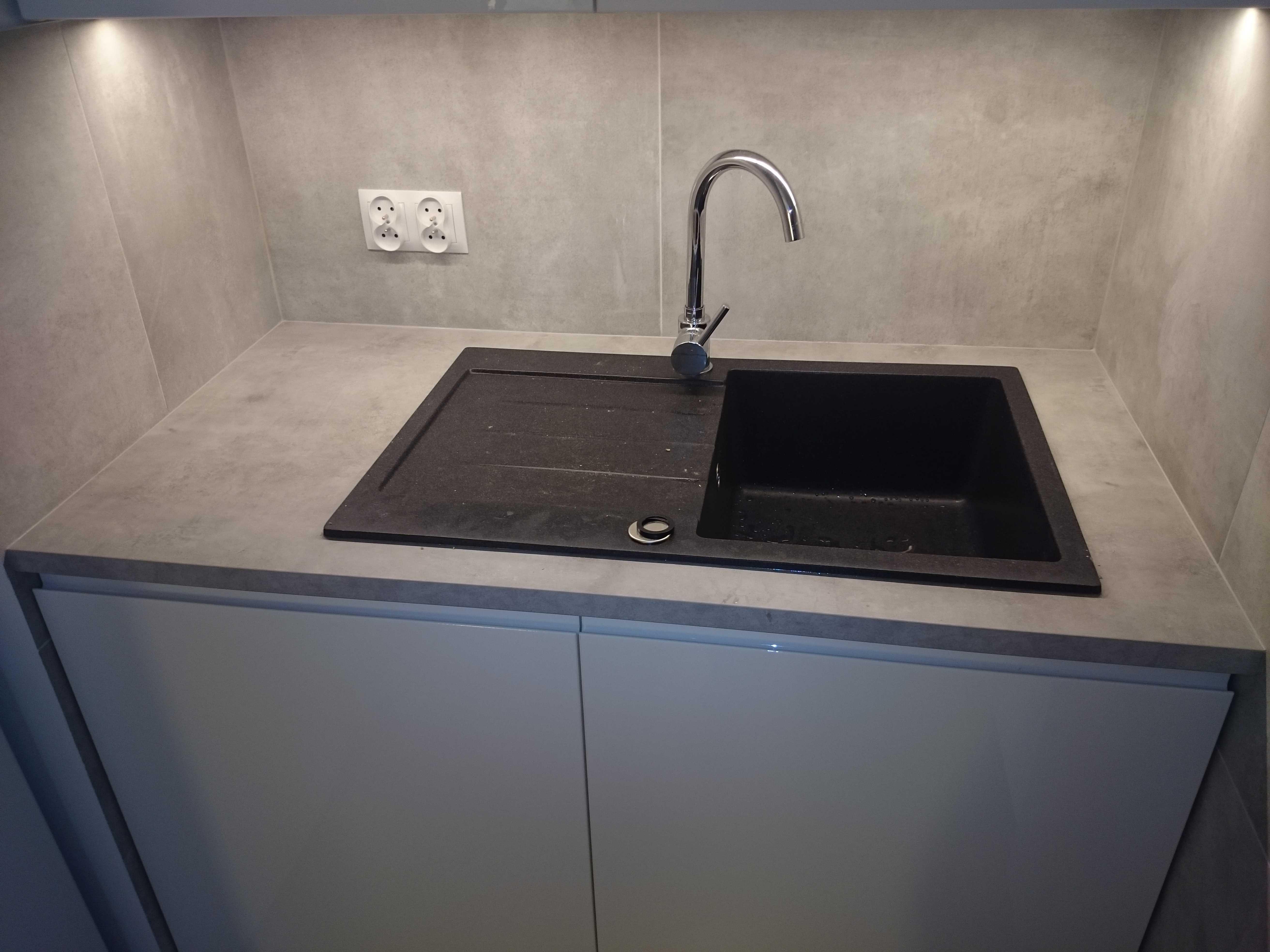 montaż mebli kuchennych z instalacją AGD - Kraków
